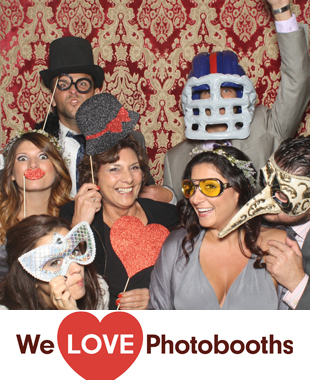 NJ Photo Booth Image from The Stone House at Stirling Ridge in Warren, NJ