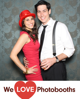NY Photo Booth Image from The Prince George Ballroom in New York, NY
