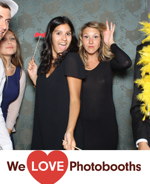 The Prince George Ballroom Photo Booth Image