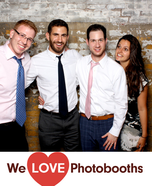 NY  Photo Booth Image from The Greenpoint Loft in Brooklyn, NY