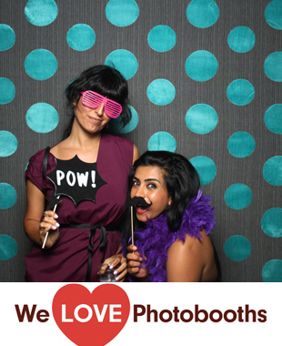The Z Hotel Photo Booth Image