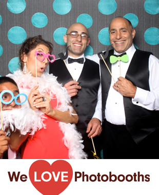 PA Photo Booth Image from Le Meridien in Philadelphia, PA
