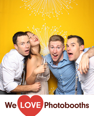 NY Photo Booth Image from The Eventi Hotel in New York, NY