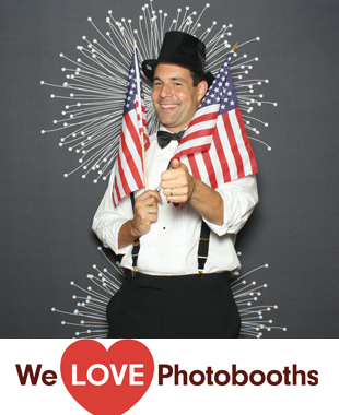 Trump National Photo Booth Image