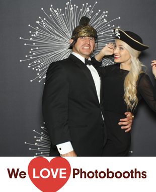 NJ Photo Booth Image from Trump National in Bedminster, NJ
