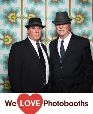 NY Photo Booth Image from Private Residence in Bronxville, NY