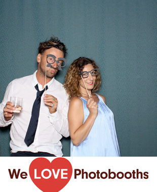 NY Photo Booth Image from The Liberty Warehouse in New York, NY