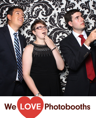 PA  Photo Booth Image from Aldie Mansion in Doylestown, PA