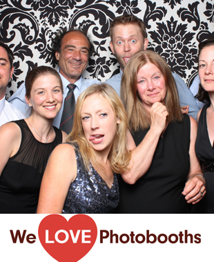 Aldie Mansion Photo Booth Image