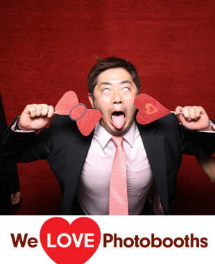 Mandarin Oriental Hotel Photo Booth Image