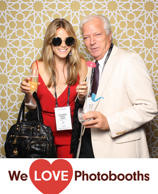 NY Photo Booth Image from Waldorf Astoria in New York, NY