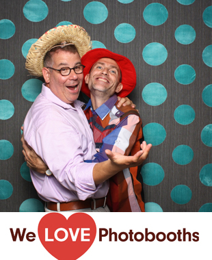 NJ  Photo Booth Image from Private Residence in Lambertville, NJ