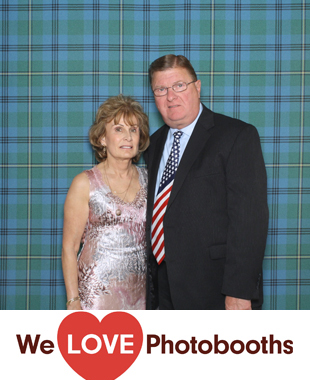 Eagle Oaks Country Club Photo Booth Image