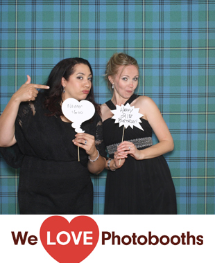 NJ  Photo Booth Image from Eagle Oaks Country Club in Farmingdale, NJ