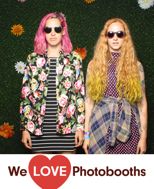 Pier 84 Photo Booth Image