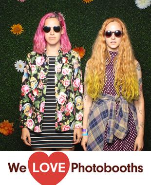 NY  Photo Booth Image from Pier 84 in NY, NY