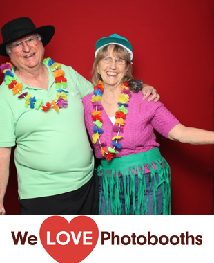 Lambertville New Hope Rescue Squad Photo Booth Image