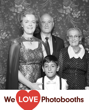 NY Photo Booth Image from 632 on Hudson in New York, NY