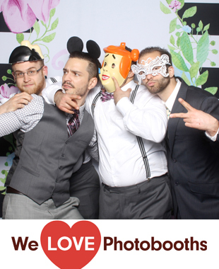The Village Club at Lake Succes Photo Booth Image
