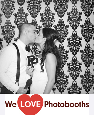 NJ Photo Booth Image from Pleasantdale in West Orange, NJ