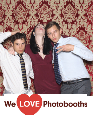 Fort Hamilton Community Club Photo Booth Image