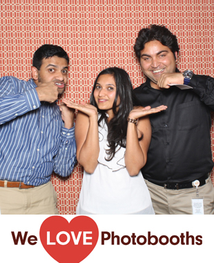 Wyndham Hamilton Park Hotel Photo Booth Image