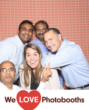 NJ  Photo Booth Image from Wyndham Hamilton Park Hotel in Florham Park, NJ