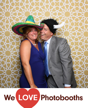 NY  Photo Booth Image from CV Rich Mansion in White Plains, NY