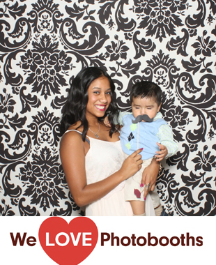 Prince of Peace Church Photo Booth Image