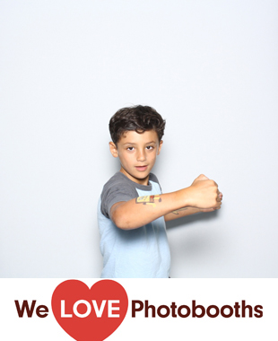 East Hampton Private Shopping Event Photo Booth Image