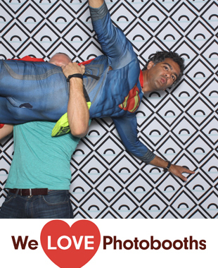 NY  Photo Booth Image from Verboten in Brooklyn, NY