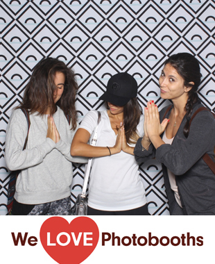 Verboten Photo Booth Image