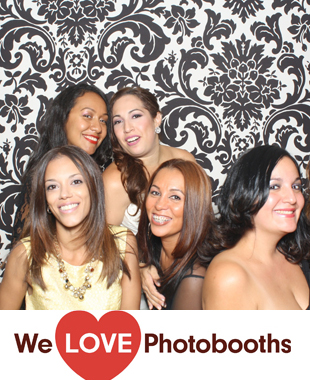 Top of the Garden Photo Booth Image