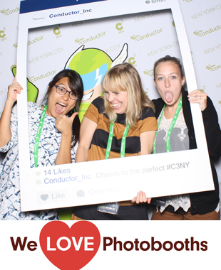 Pier 92 Photo Booth Image