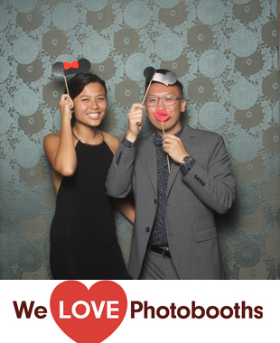 NY Photo Booth Image from Mulan Restaurant in New York, NY