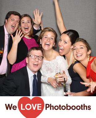 Round Hill Club Photo Booth Image