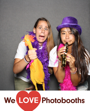 NY  Photo Booth Image from Bowlmor in New York , NY