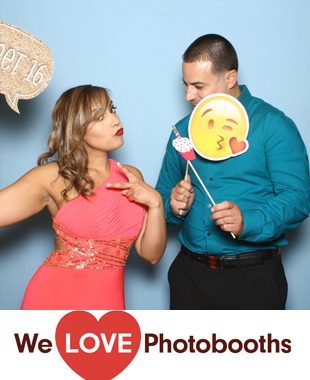 NY Photo Booth Image from Maestros in Bronx, NY