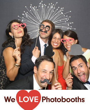 Inn at Longshore Photo Booth Image