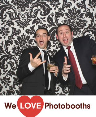 New York  Photo Booth Image from 230 Fifth in New York, New York
