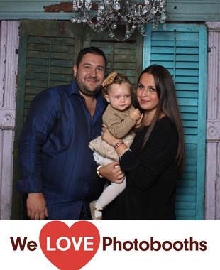 NY Photo Booth Image from Angelina's in Staten Island, NY