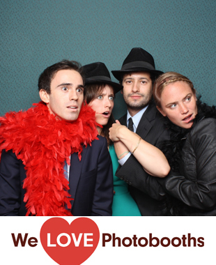 NY  Photo Booth Image from The Hudson Hotel in New York, NY