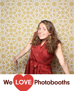 NY Photo Booth Image from Aurora in Brooklyn, NY