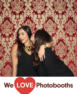NY Photo Booth Image from The W Hotel in New York, NY