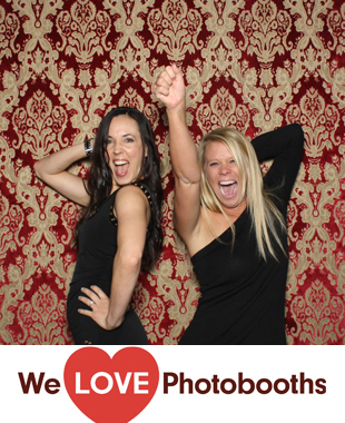The W Hotel Photo Booth Image