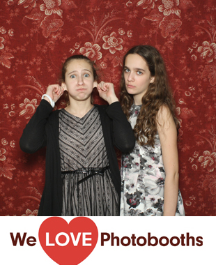 Woman's Club of Upper Montclair Photo Booth Image