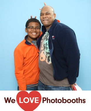 NY  Photo Booth Image from Riverdale Country School in Bronx, NY