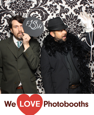 St. Mary's Church Photo Booth Image