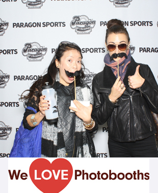 Paragon Sports Photo Booth Image