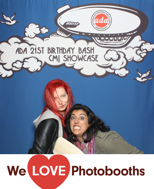 NY  Photo Booth Image from The Jewel in New York, NY